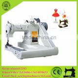 2016 Two Needles with Gear-box Puller Sewing Machine Price for Jeans Garment Factory CS-928