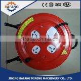 Horizontal Coiling Type Spring Cable Reel