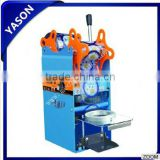 Manual Bubble Tea Sealing Machine plastic food containers sealing machine