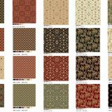 China carpet, Axminster carpet, Wilton carpet, Printed carpet