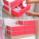 different layer plastic drawer cabinet plastic drawer organizer