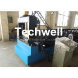 Chain Drive Economic Cable Tray Roll Forming Machine With IP55 Motor Protection TW-CBT300