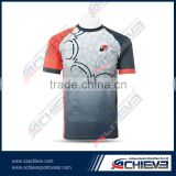 INquiry about Short sleeve modern t-shirt design cricket jersey