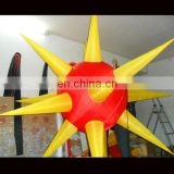 Artistical Magic inflatable star for outdoor decoration