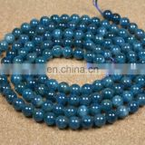 6mm natural round smooth A apatite loose beads for sale wholesale 6mm apatite beads