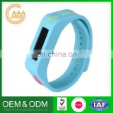 Best Selling Custom-Made Silicone Wristband Soft Various Colors Smart Silicone Bracelet