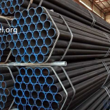 API 5L ERW steel pipe used in civil building