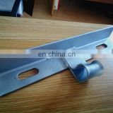 Stamping galvanized cross arm/cruceta de remate