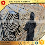 black iron round/square/rectangle steel tube tubes black anticorrosion 1 inch stainless steel pipe