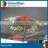 Outdoor trade show screen printing pop up canopy tent                                                                         Quality Choice