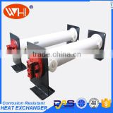 WH REFRIGERATION 11.6 KW Titanium Freon Sea Water Industrial Tubular Heat Exchanger Price Factory (WHC-5.0DKG)                                                                         Quality Choice                                                     Most