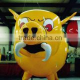 Hot sell inflatable pig cartoon balloon for decoration