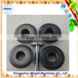 Changzhou Machinery tractor different gear wheel Crown Pinion Gears Ring / mini differential gear