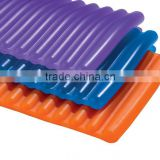 Colorful Massage Wedge Gel Pillow