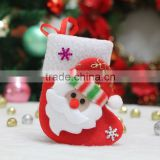 Cheap Stuffed Pendant for Christmas Tree /Wholesale Stuffed Sock Toys Decorating Christmas Tree/Soft Toy Pendant 12 cm