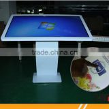 42 inch digital signage touch screen player wifi network lcd advertising screen table type all in one pc
