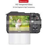 Tempered Toughened Optical Glass Camera Screen Protector 9H Hardness Anti-Bubblefor For Nikon DSRL D7100 D800 D600 D610 Cover