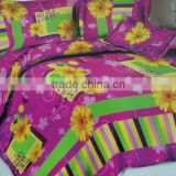 factory cheap polyester disposable fitted bed sheet