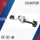 electric tricycle rear axle, high power tricycle motor rear differential axle,1.2Kw-3KW electric 2 speed vehicle axle