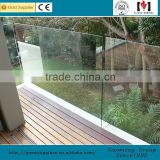 Alibaba golden supplier for 11 years popular design balustrade glass clamp with high quality GM-C269