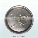 Aluminum Ezo Can Pop Top Lid Beer Can Cap