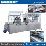 DPP-250Z Alu-Alu Blister Packing machine
