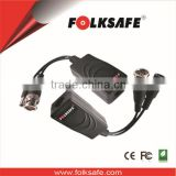 1-CH Passive Wireless Video & Power Transmitter and Receiver (12V/24V DC/AC), Model FS-4301VP, Folksafe hot-selling product