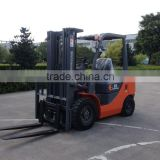made in china 2.5t mini forklift with C240 Isuzu engine