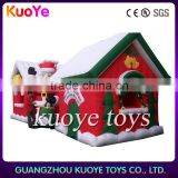 christmas house wholesale, inflatable house for Christmas, newly inflatable Christmas house