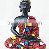 Mini polyresin buddha statues for sale