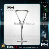 Wholesale High Quality Coupe Champagne Glass/Glasses