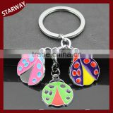 NEW promotional gift metal beetle new design alloy keyring/                                                                                                         Supplier's Choice
