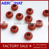 2015 new arrival ! China Factory Customized Highly Tear Resistant rubber silicone o ring Made in Aeromat