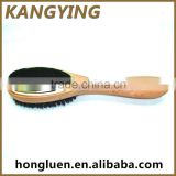 Custom Low Carbon Harmless Durable Natural Boar Bristle Hair Brush