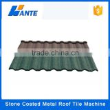 2015 Trade Assurance color stone coated metal roofing sheet,colorful stone coated roof tile