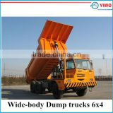 Wholesale mine use to transport ore earthwork offroad dump truck for sale