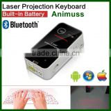 Bluetooth Mini portable Virtual Laser Projection keyboard and mouse for Android iPhone mobile phone Tablet                                                                         Quality Choice
