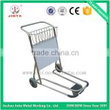 Top selling products 2015 airport baggage trolley,aluminum alloy airport baggage trolley,airport trolley cart