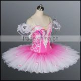 AP091 Pink romantic tutu professional ballet tutu dresses ballet dance wear ballet stage costume romantic ballet tutu dress