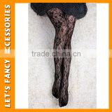 Black lace stockings Beauty lady ladies sexy tube free japanese pantyhose Stockings PGSK-0127