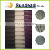 Panel curtain solar control light filtering sunscreen easy install and home decor solution for sliding doors & patio doors