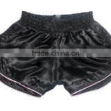 Women Muay Thai Boxing shorts Supplier, Color Black, Style#001