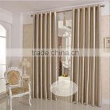 New designs jacquard blackout silk curtain fabric for hotel                                                                         Quality Choice