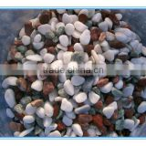 pebble mosaic stone for decoration and landscaping