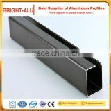 Light weight architectural aluminum aluminium profile for kitchen cabinet roller shutter door used in furniture making