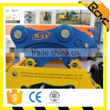 Hot sale excavator attachments mini excavator quick hitch with safe lock, quick coupling