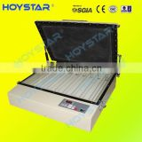 desktop vacuum photopolymer plate making machine