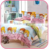 Everything for Kids 100% cotton 4-piece Toddler baby lovely angle cartoon printed Bedding Set