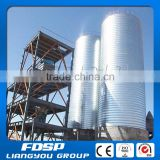 Stable structure gavanized steel wheat storage silo