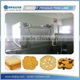 complete wafer biscuit production line
